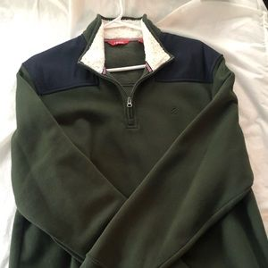 Men's Henleys/Pullovers - Size M (Chaps/Izod)